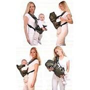Womar КЕНГУРУ ФИРМЫ Womar 8 standart Рюкзак-переноска эргономичный, многофункциональный, предназначен для детей весом от 5 дo 13 кг. (до 2 лет). фото
