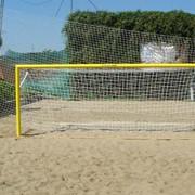 Ворота для пляжного футбола Poarta fotbal pe plaja Cod 403-a фото