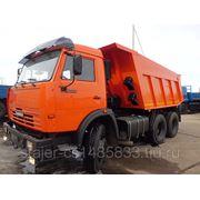 КАМАЗ 65115 фото