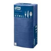 Tork Advanced 18770 салфетки 2сл 200л 24х24 синие (х6) фото