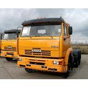 КАМАЗ 65116 фото