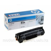 HP CE285A Black Print Cartridge for LaserJet 1102/1132/1212, up to 1600 pages. ; фото