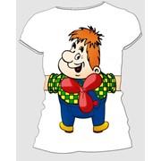 Foxi печать на футболках фото