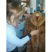 Реставрация и перекрой кожаных и меховых изделий фото