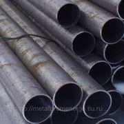 Труба горячедеформированная 14Г2С фото