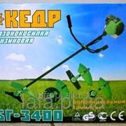 Мотокоса Кедр БГ-3700 + 3 ножа фото