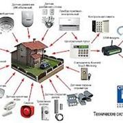 Системы безопастности технические фото