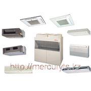 Монтаж систем кондиционирования, мульти-сплит систем фото