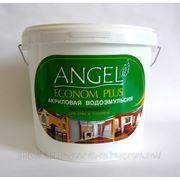 «ANGEL Econom Plus» Акриловая краска, протирающаяся фото