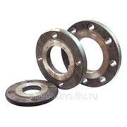 Фланец Ру 16 сталь, плоский, приварной, исполнение 1, ГОСТ 12820-80 ДУ 40 фото