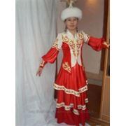 Женский национальный костюм фото