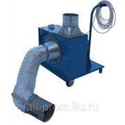 Подкатное устройство для вытяжки отработавших газов автомобилей УВВГ-М фото