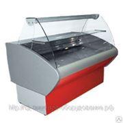 Холодильная витрина ВХС-1,2 Полюс фото
