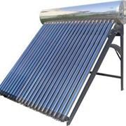 Водонагреватели солнечные, Гелиоводонагреватели, солнечные водонагреватели фото