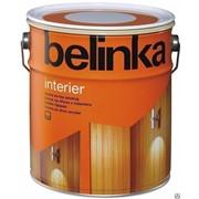Белинка интерьер Belinka Interier 0,75 л. №61 прозрачный фото