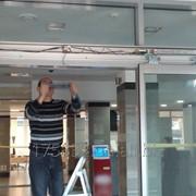 Ремонт автоматических дверей,запчасти для автоматических дверей фото