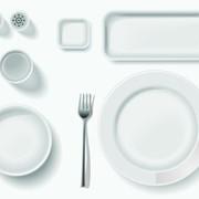 Фарфоровая посуда для ресторанов фото