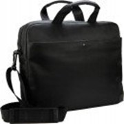 Конференц - сумка (410*290*70, черный) фото
