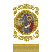 Закладка в Евангелие Рождество Христово - дизайн для машинной вышивки фото