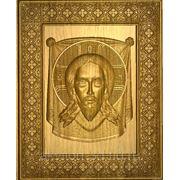 Иисус Христос (спас нерукотворный) фото