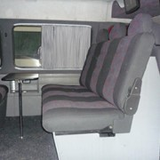 Услуги по ремонту, переоборудование спецавтотранспорта, микроавтобусов в пассажирские и грузо-пассажирские фото
