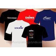 Фото, логотипы на ваших футболках от 450 тг фото
