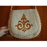 Казахская сумка фото