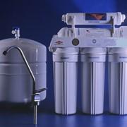 Обслуживание систем очистки воды фото