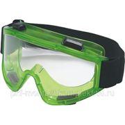 Очки защитные закрытые с непрямой вентиляцией фото