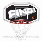 Баскетбольный щит AND1 Basketball Backboard SS13 красный фото