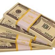 """Сувенирные деньги """"100 $"""" пачка фото"""