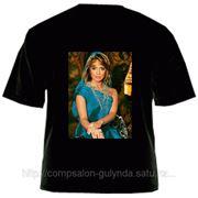 Фото, логотипы на футболках, майках фото