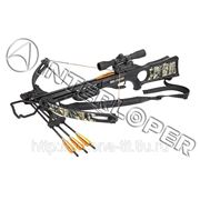 Арбалет блочный Sniper (Гепард) тёмный камуфляж фото