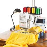 Машинка вышивальная Janome MB-4 фото