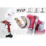 Краскопульт пневматический HVLP INTERTOOL PT-0108 фото