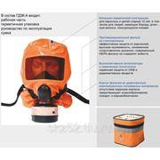 Самоспасатель - Газодымозащитный комплект ГДЗК-А фото