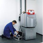 Монтаж системы отопления, вентиляции. фото