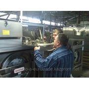 Ремонт и техобслуживание прачечного оборудования фото