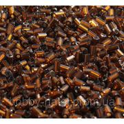 Рубка коричневая с переливом (100 г) фото