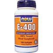 Е-400 (100% натуральный комплекс витамина Е с селеном) фото
