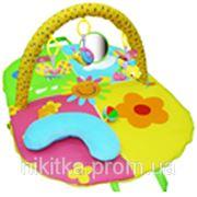 Развивающий коврик -сумка СОЛНЕЧНЫЙ ДЕНЬ Biba Toys (086BP) фото