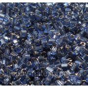 Рубка темно-синяя с переливом (100 г) фото