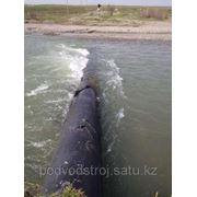 Обследование подводных переходов фото