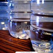 """Родниковая вода """"Shaffof"""" в 5 литровых бутылях фото"""