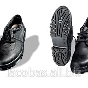Туфли комбинированные фото