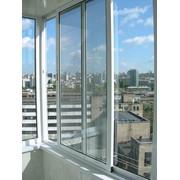 Стеклим балконы алюминиевыми раздвижными системами (Испания) на allbiz фото