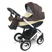 Детская коляска 2в 1Bexa Prestige PR05Белаярама Артикул1102-0465 фото