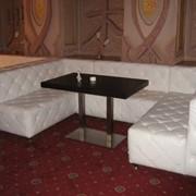 Изготовление нестандартной мягкой мебели на заказ фото