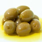 Оливки зеленые с/к фото