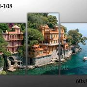 Картина модульная М-108, размер 60х90 фото